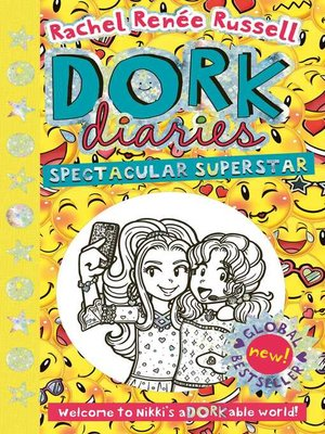 cover image of Spectacular Superstar