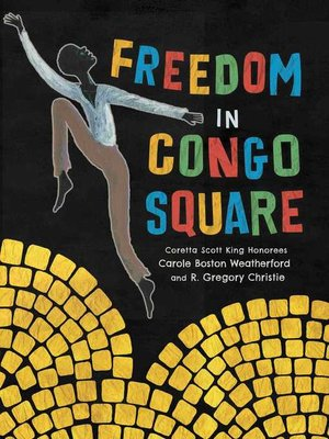 cover image of Freedom in Congo Square