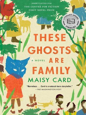 cover image of These Ghosts Are Family