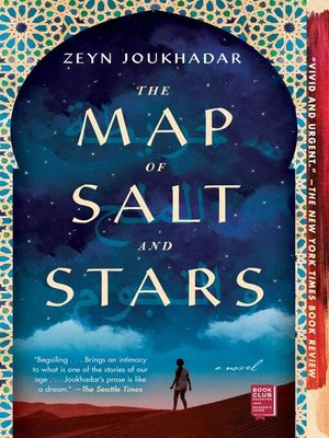 cover image of The Map of Salt and Stars