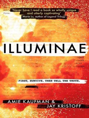 cover image of Illuminae