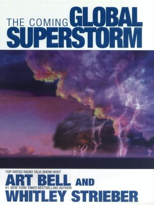 cover image of The Coming Global Superstorm