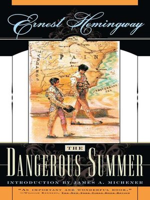cover image of The Dangerous Summer