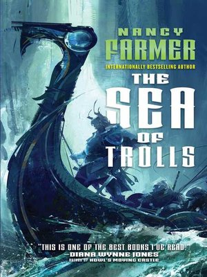 cover image of The Sea of Trolls