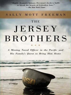 cover image of The Jersey Brothers