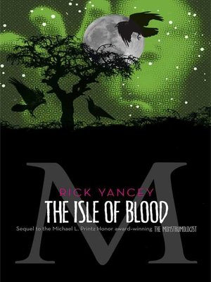 cover image of The Isle of Blood