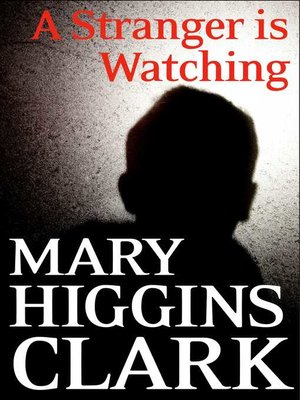 cover image of A Stranger Is Watching