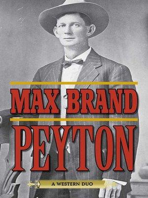 cover image of Peyton