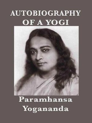 cover image of Autobiography of a Yogi