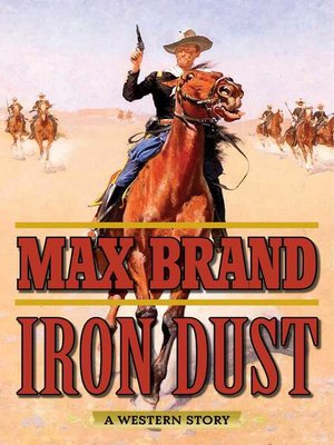 cover image of Iron Dust