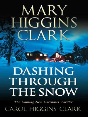 cover image of Dashing Through the Snow