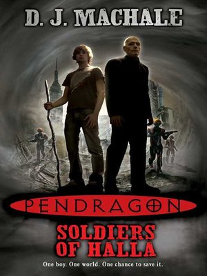 cover image of The Soldiers of Halla