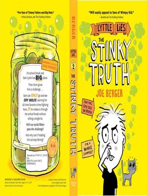 cover image of The Stinky Truth