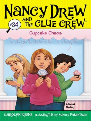 cover image of Cupcake Chaos