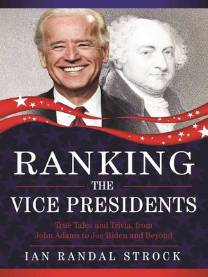 cover image of Ranking the Vice Presidents
