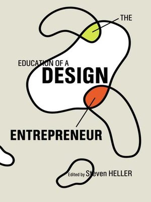 cover image of The Education of a Design Entrepreneur