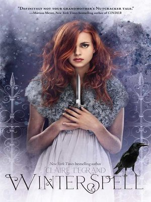 cover image of Winterspell