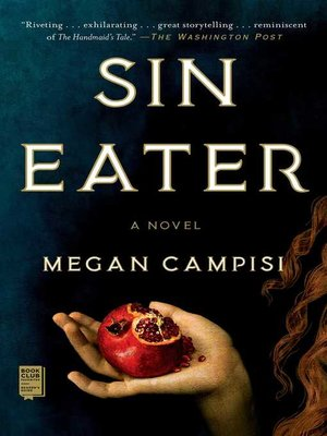 Sin Eater Book Cover