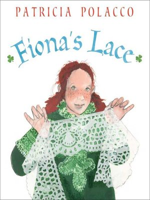 cover image of Fiona's Lace