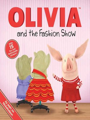 cover image of Olivia and the Fashion Show