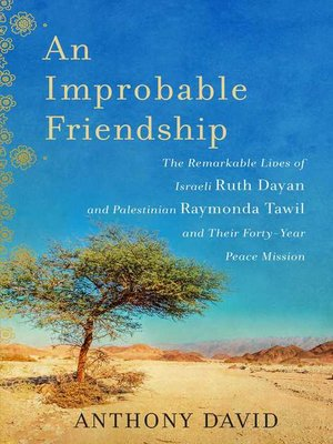 cover image of An Improbable Friendship