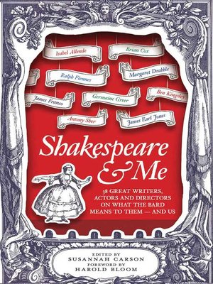 cover image of Shakespeare and Me