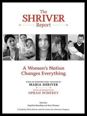 cover image of The Shriver Report