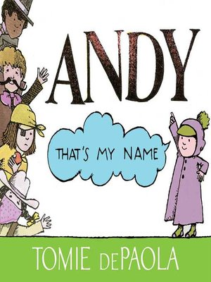 cover image of Andy, That's My Name