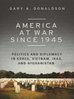 cover image of America at War since 1945