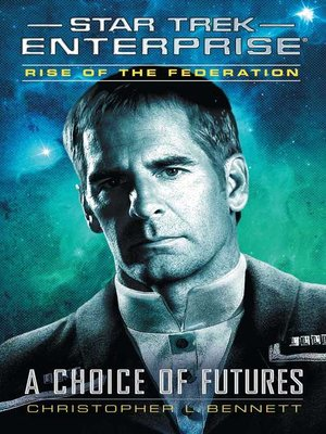 cover image of Rise of the Federation: a Choice of Futures