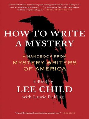 cover image of How to Write a Mystery