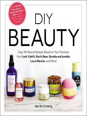 cover image of DIY Beauty