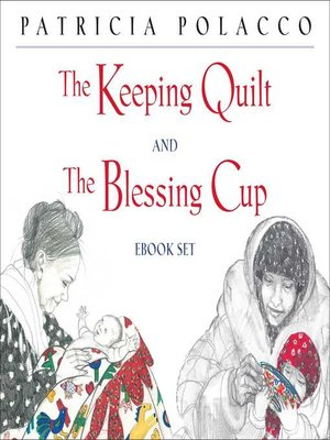 cover image of Blessing Cup and Keeping Quilt (w.t.)