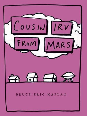 cover image of Cousin Irv from Mars