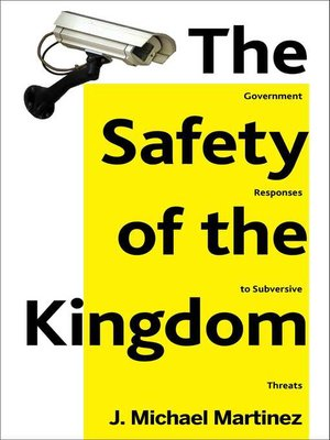 cover image of The Safety of the Kingdom