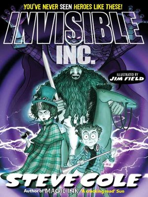 cover image of Steve Cole Middle Fiction 4