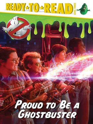 cover image of Proud to Be a Ghostbuster