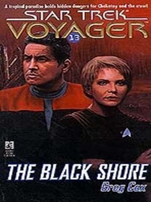 cover image of The Black Shore