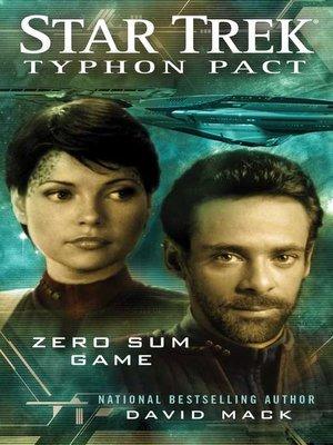 cover image of Zero Sum Game