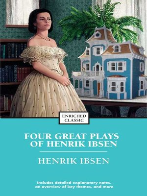 cover image of Four Great Plays of Henrik Ibsen