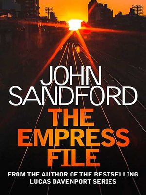 cover image of The Empress File