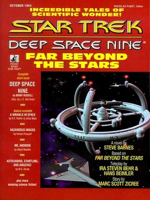 cover image of Far Beyond the Stars