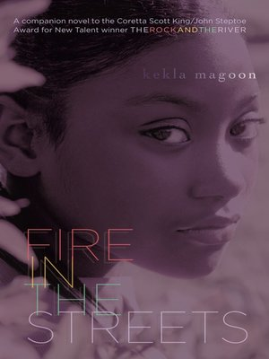 cover image of Fire in the Streets
