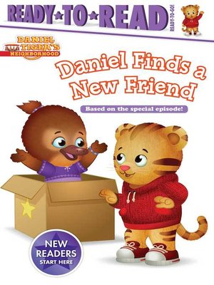 cover image of Daniel Finds a New Friend
