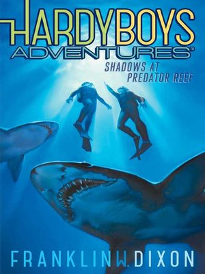 cover image of Shadows at Predator Reef