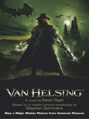 cover image of Van Helsing