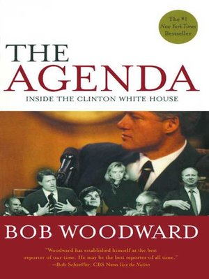 cover image of The Agenda