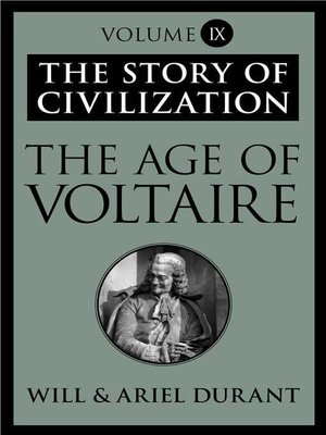 cover image of The Age of Voltaire