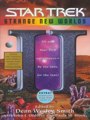 cover image of Strange New Worlds II