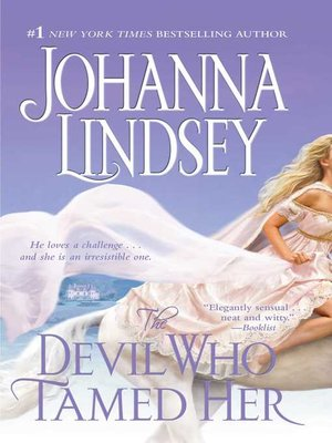 cover image of The Devil Who Tamed Her